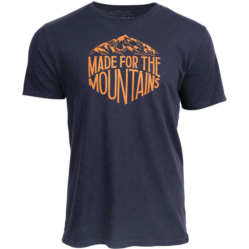 T-shirt Made For The Mountains Marine