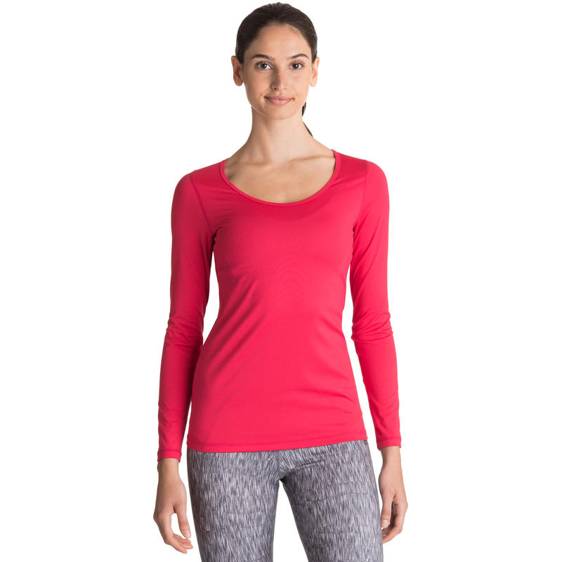 Sequence Long Sleeve Virtual Pink