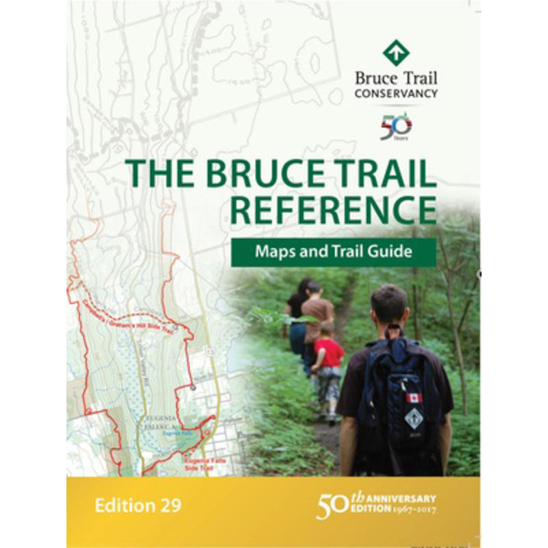 Bruce Trail Guide 29th Edition - 50th Anniversary