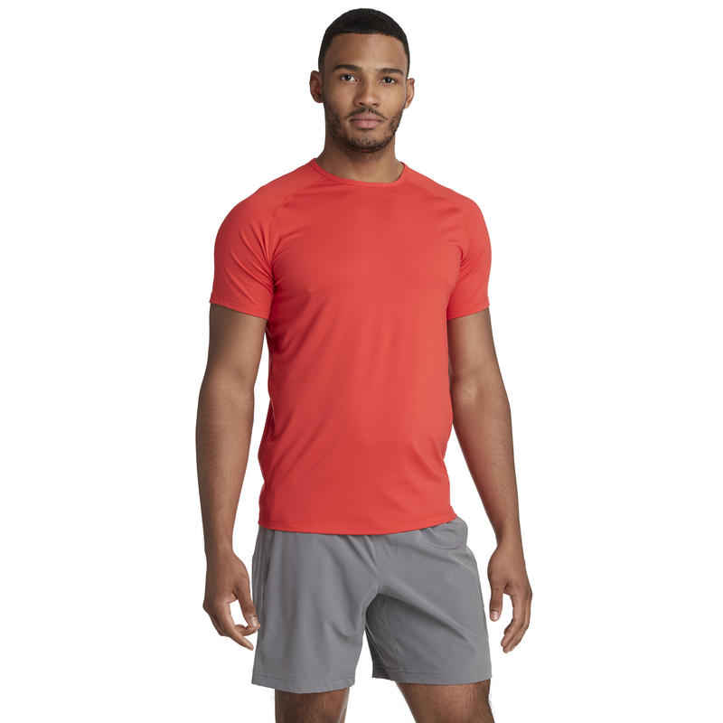 Vibe Short Sleeve Tee Victory Red