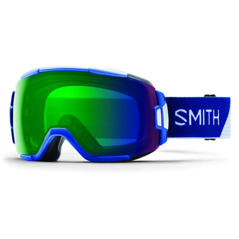 Lunettes de ski Vice Klein bleu cassé/ChromePopVertQuotidien