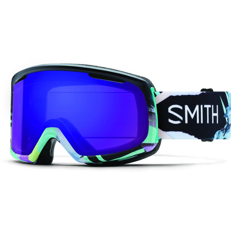 Lunettes de ski Riot Emily Hoy/ChromePopVioletQuotidien/Jaune