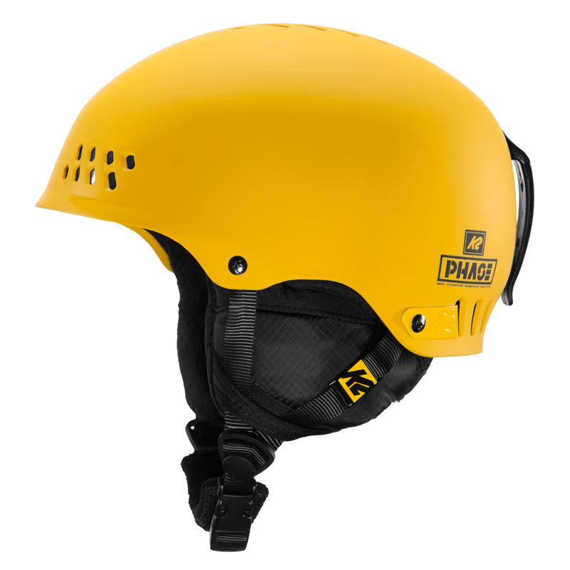 Casque Phase Jaune