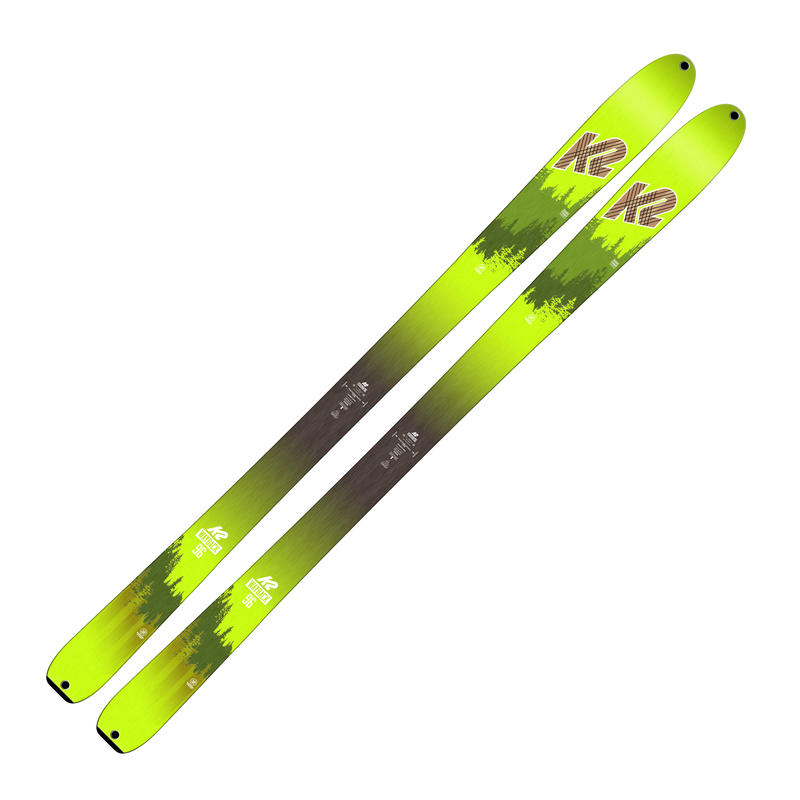Skis Wayback 96 Vert