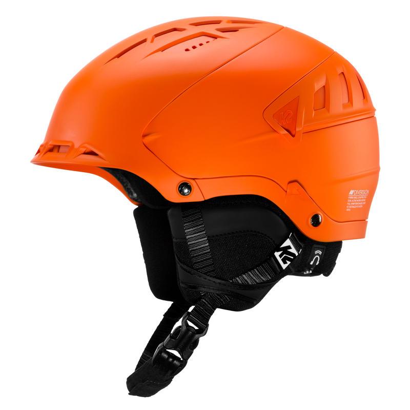Casque de ski Diversion Orange