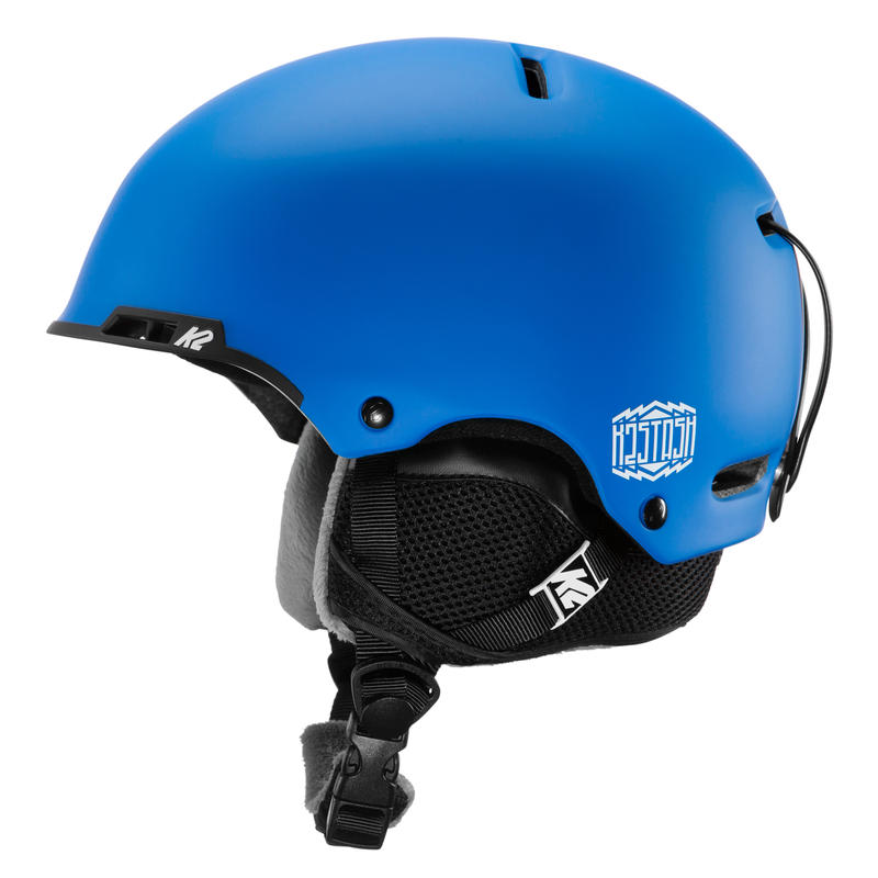 Stash Snow Helmet Blue