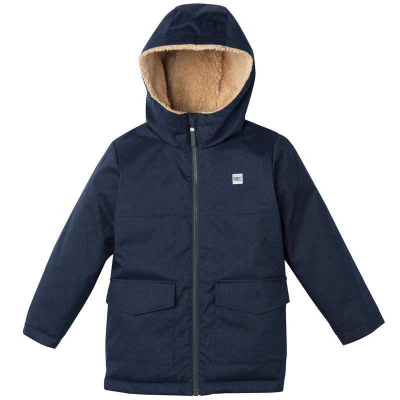 Snowbomb Jacket Midnight Blue Heather