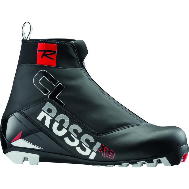 Bottes de ski classique X8 Noir/Argent