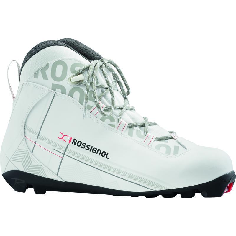 Bottes de ski X1 FW Blanc/Noir