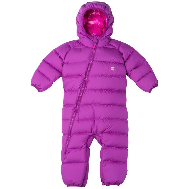 Snowdrift Bunting Suit Potent Purple