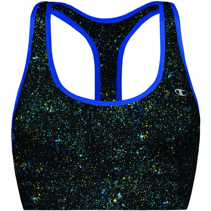 Soutien-gorge Absolute 3 Imprimé étoiles dégradé blanc
