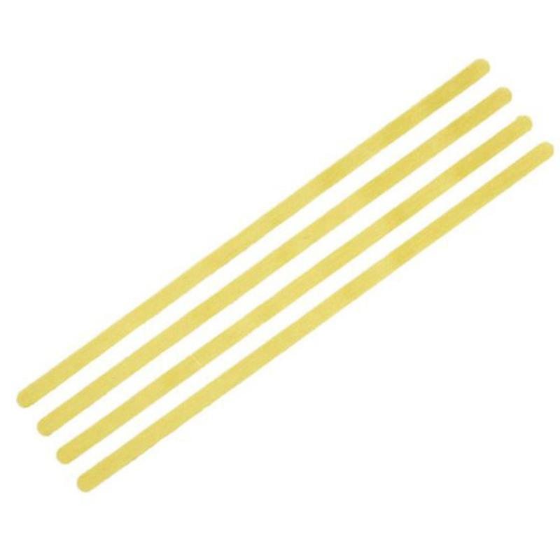 Peaux de rechange Twin Skin jaunes Jaune