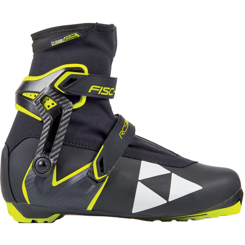 Bottes de ski de patin RCS