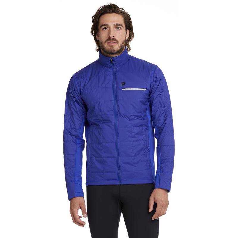 Waxwing Hybrid Jacket Intense Blue