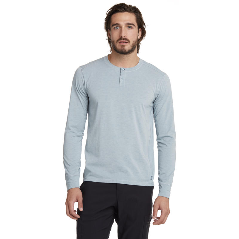 Falcon Long-Sleeved Top Hailstone