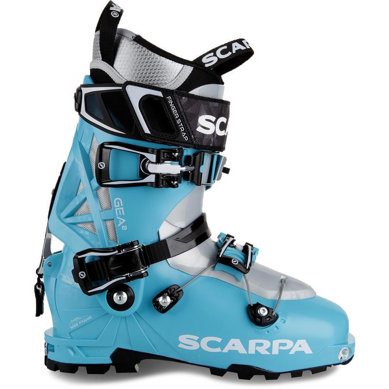 Bottes de ski Gea Bleu plongée
