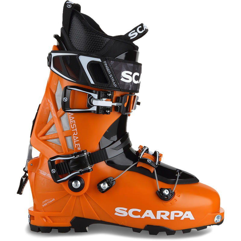 Bottes de ski Maestrale Orange