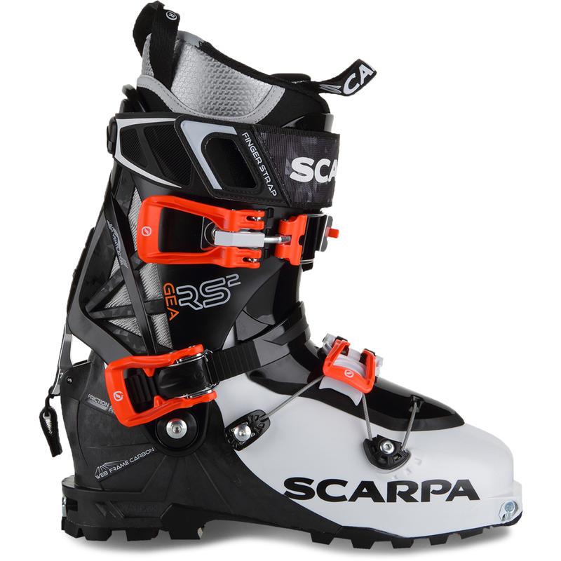 Bottes de ski Gea RS Blanc/Noir/Flamme