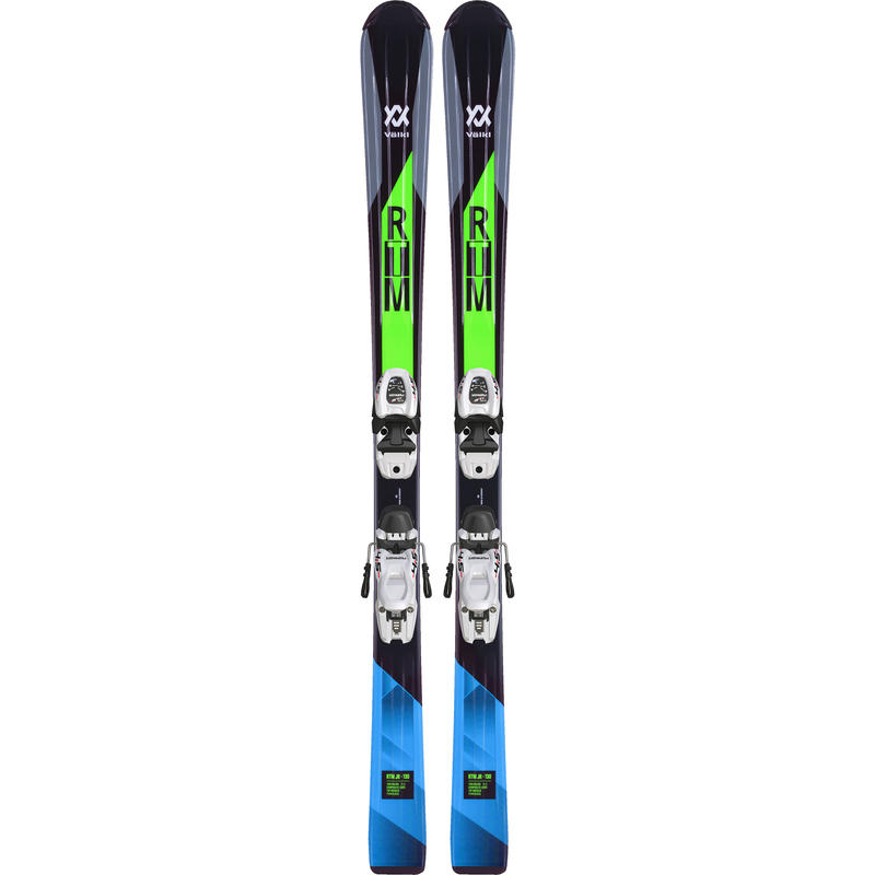 Skis RTM Jr. avec fixations 4.5