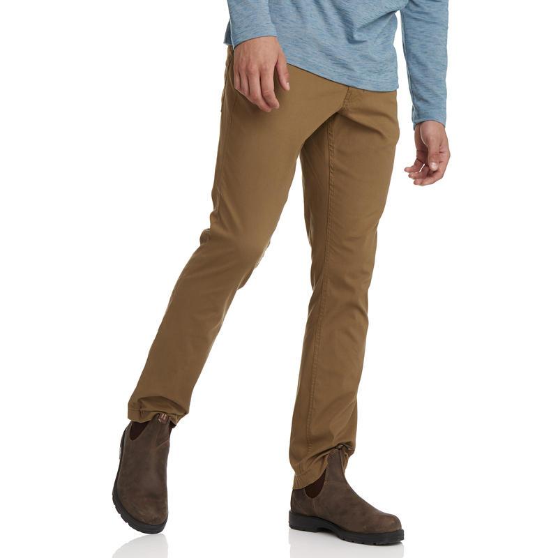 Pantalon Walken (long) Écorce