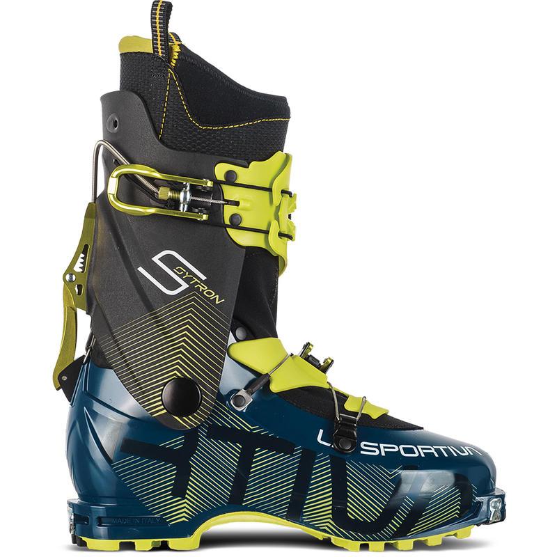 Bottes de ski Sytron Océan/Soufre