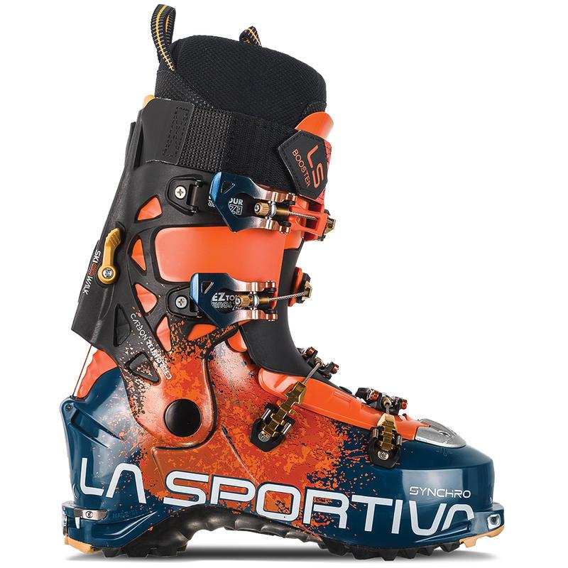 Bottes de ski Synchro Océan/Lave