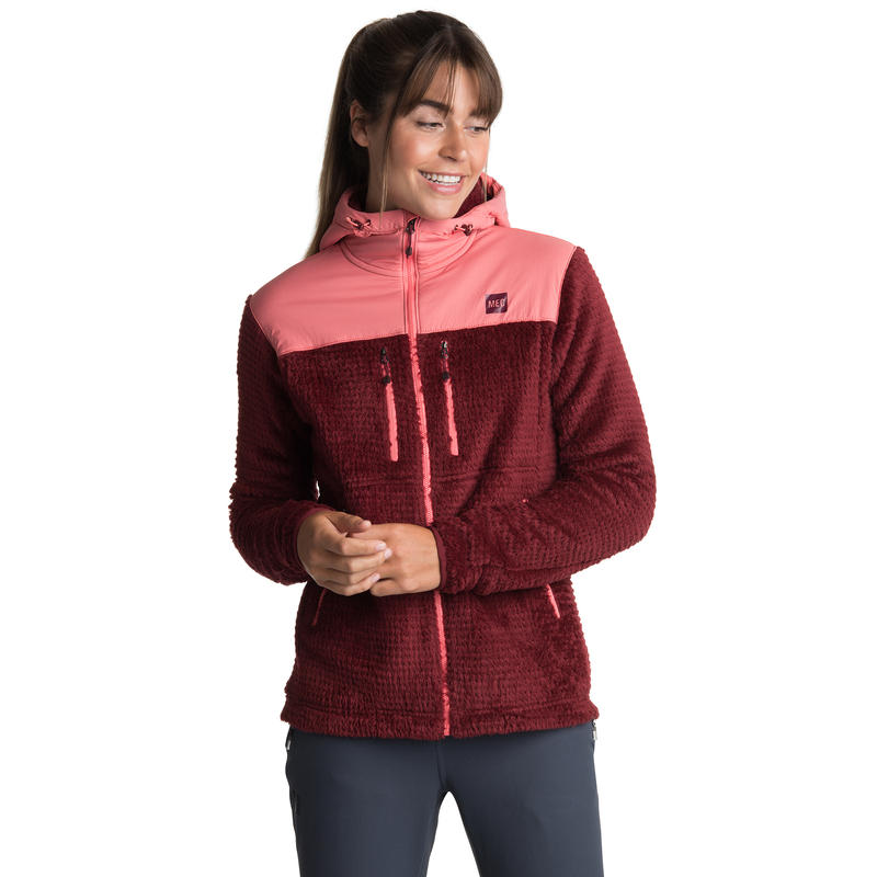 Forager Hoodie Red Oxide