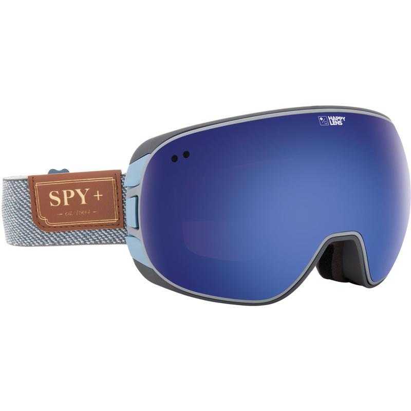 Lunettes de ski Doom Gris/Rose vif/Bleu foncé spectre et gris vert pâle