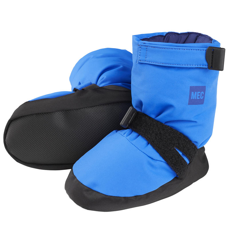 Toaster Booties Cobalt
