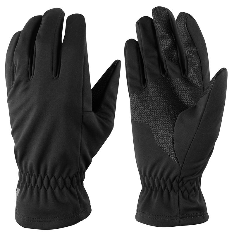 Waterproof Enough Gloves Black