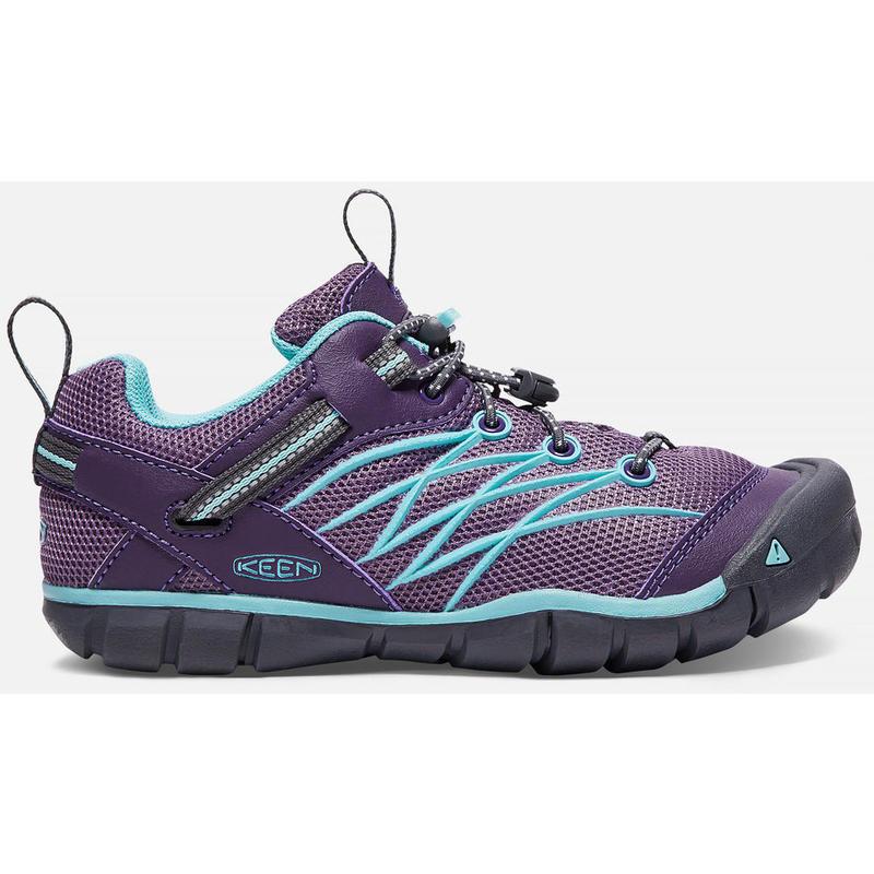 Chaussures imperméables Chandler CNX Raisin Montana/Aqua