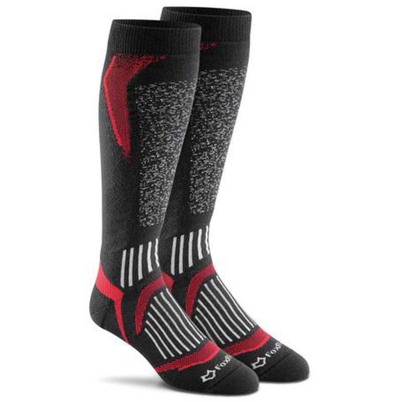 Chaussettes de ski Bromley LW Noir