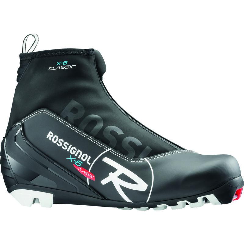 Bottes de ski classique X6 Noir/Argent