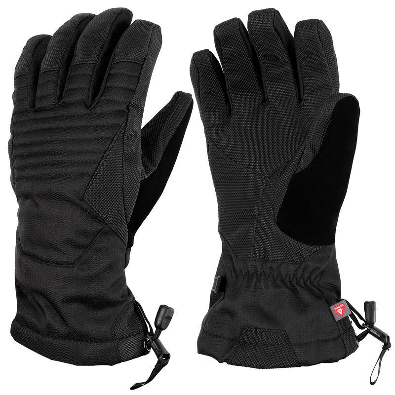 Nordique Gloves Black