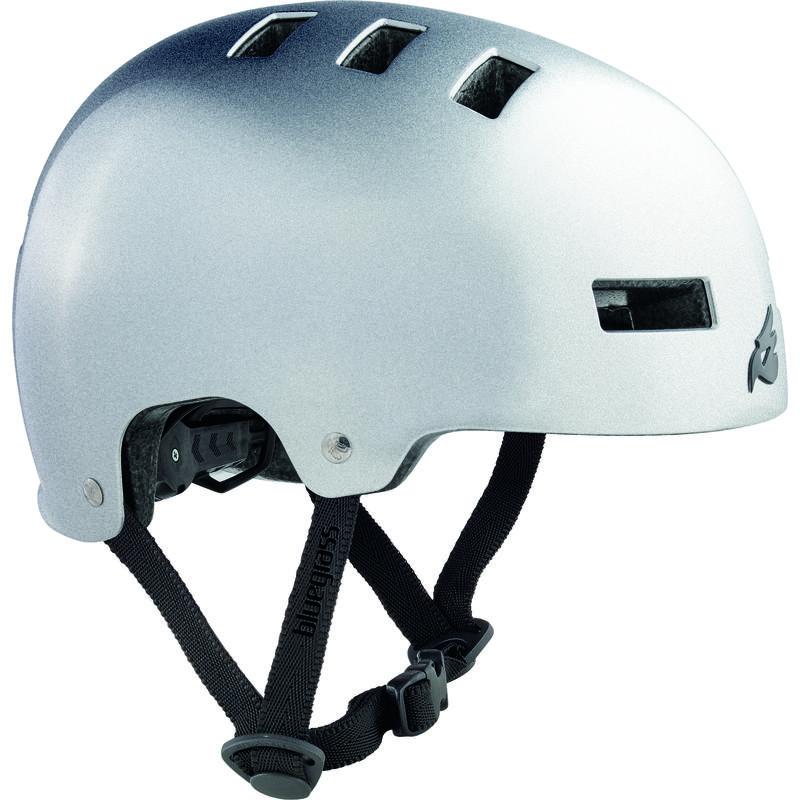 Superbold Helmet Metallic Silver