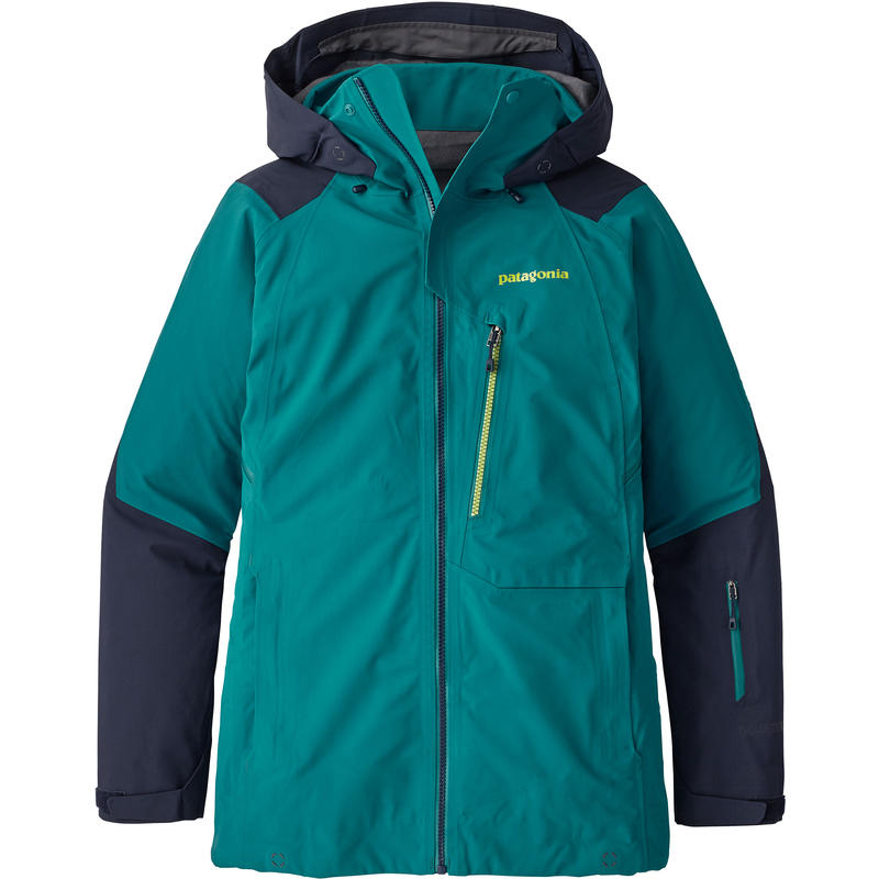 Manteau Untracked Elwha Blue