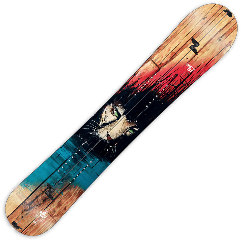 Planche divisible Backcountry