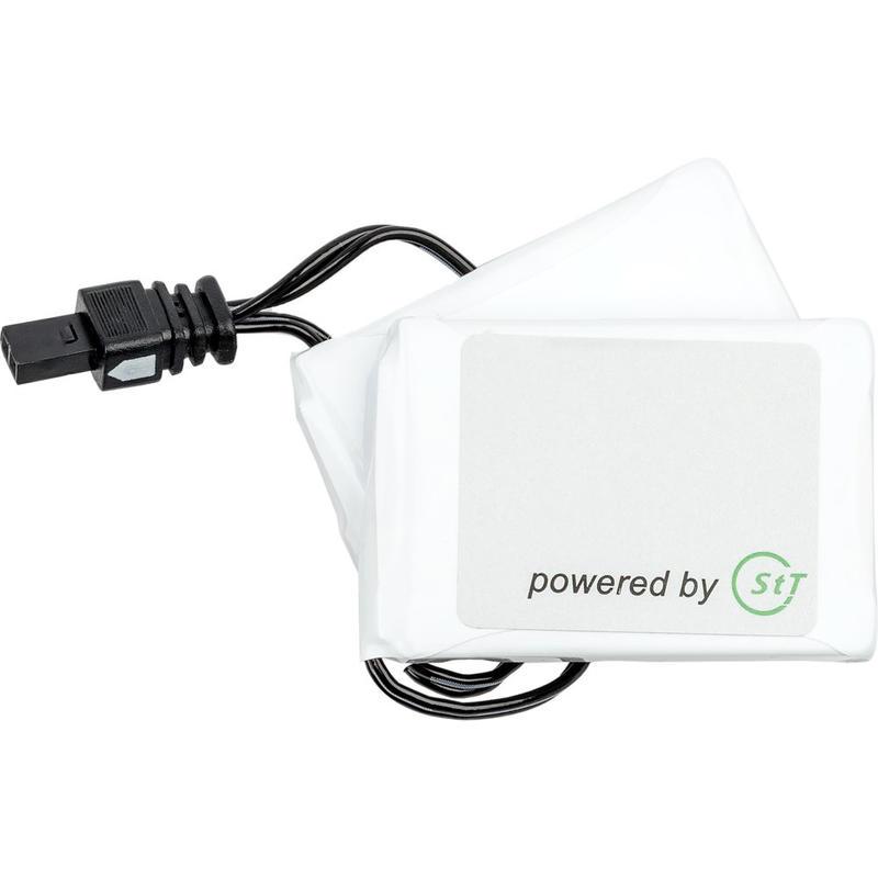 Pile pour gants ou mitaines Power Heater Blanc