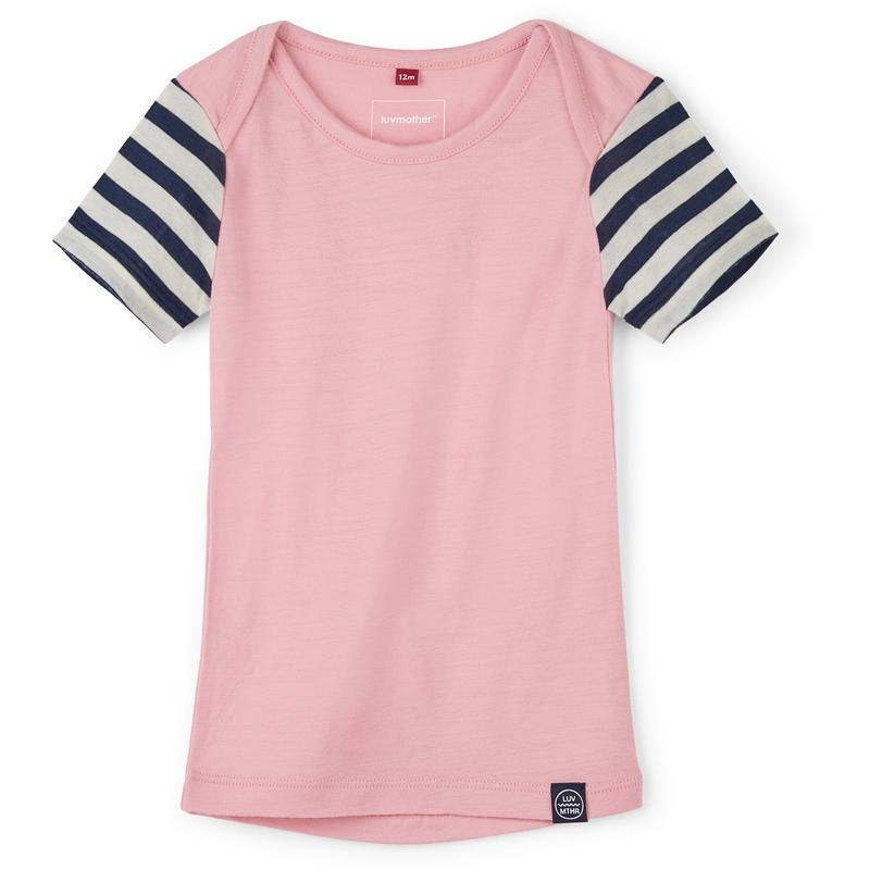T-shirt Everyday Bonbon rose