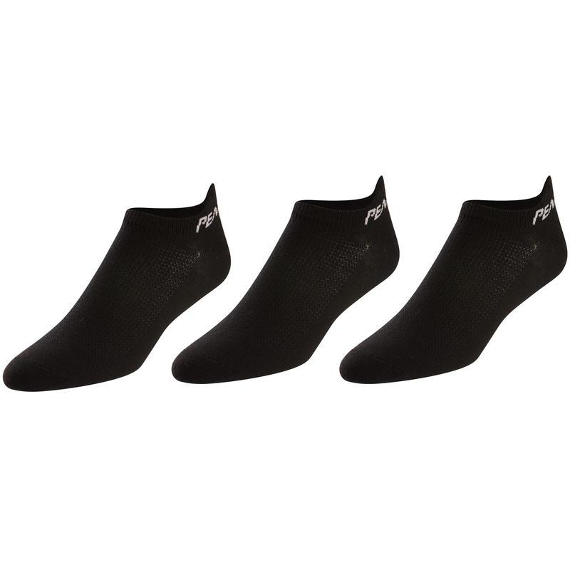 Chaussettes invisibles Attack (3 paires) Noir