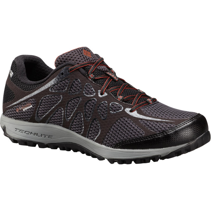 Chaussures Conspiracy Titanium Outdry Requin/Rouille