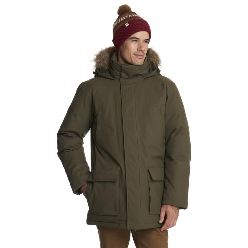 Manteau Coldtreader Forêt tropicale