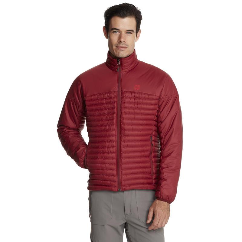Northern Lite Jacket Red Oxide