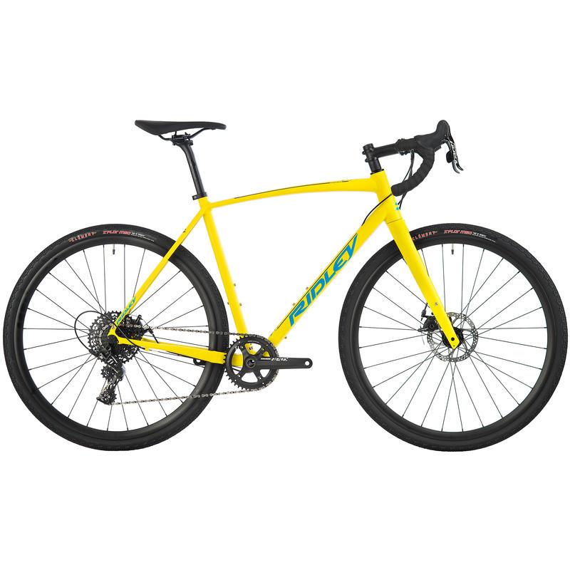 Vélo X-Trail A55 Jaune