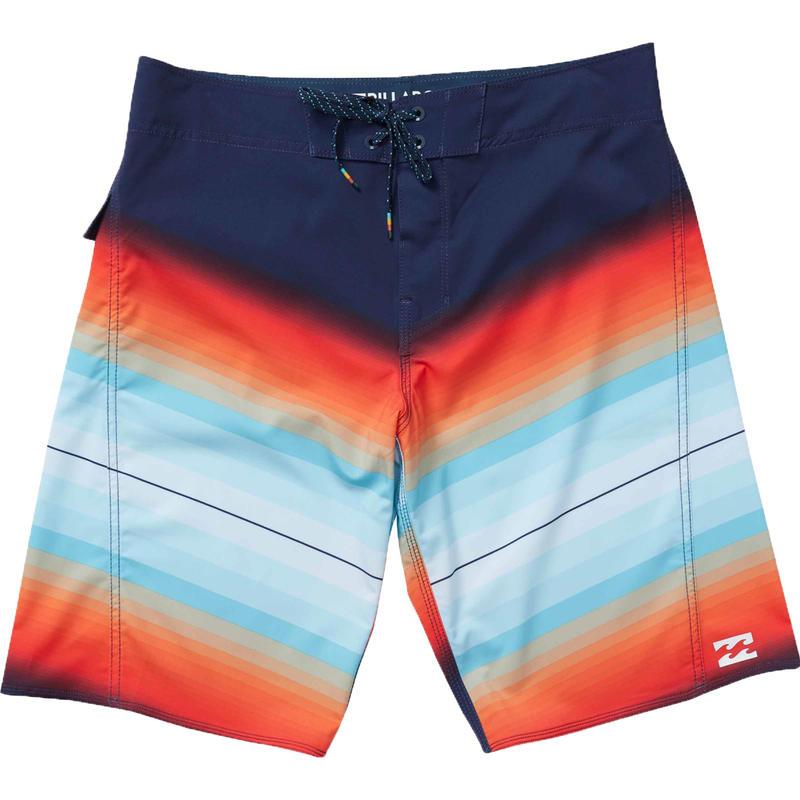 Fluid X Boardshorts Orange