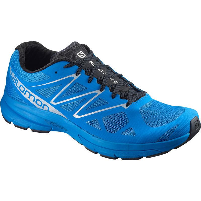Chaussures de course sur route Sonic Pro 2 Décorations indigo/Noir/Argenté