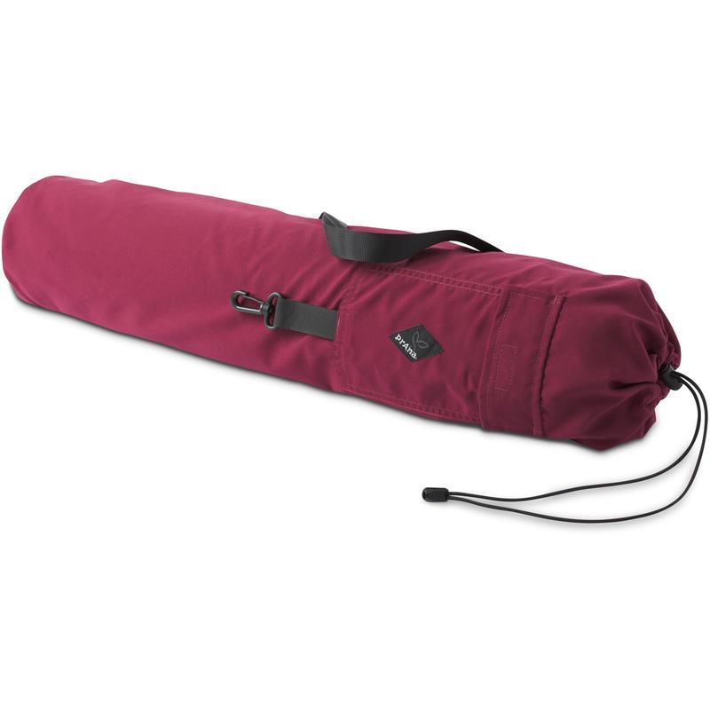 Sac de transport pour tapis de yoga Rouge nocturne