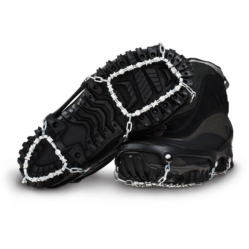 ICETrekkers - Diamond Grip Black