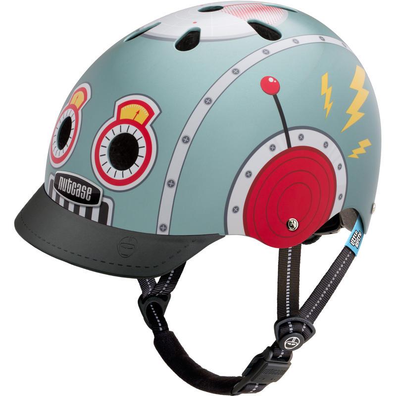 Little Nutty Gen 3 Helmet Tin Robot