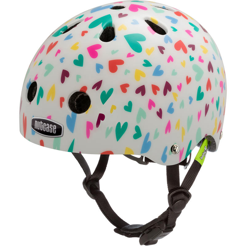 Baby Nutty Helmet Happy Hearts